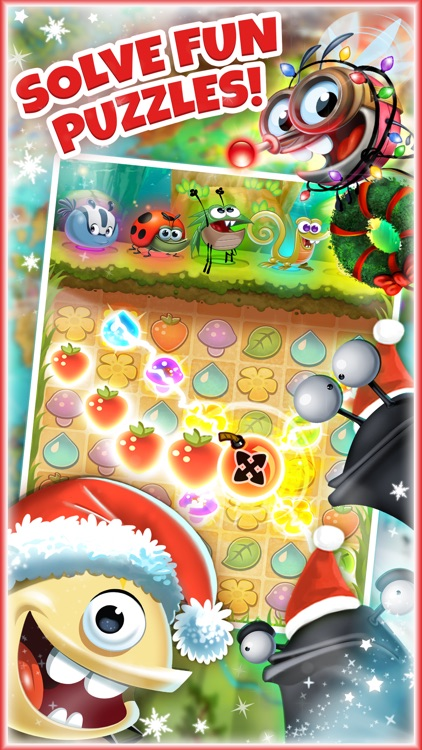 Best Fiends - Puzzle Adventure screenshot-0
