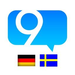 9Min Schwedisch Wörterbuch