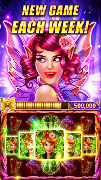 Play Vegas- Hot New Slots 2018