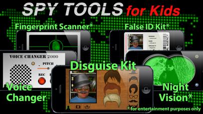 Spy Tools for Kidsのおすすめ画像1