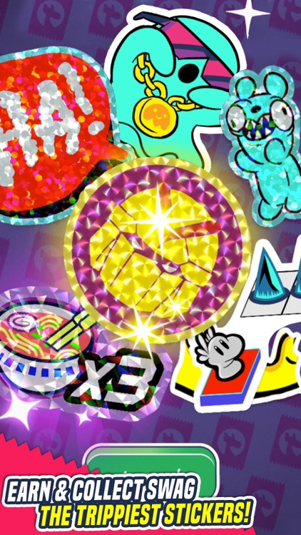 Floyd's Sticker Squad screenshot-4