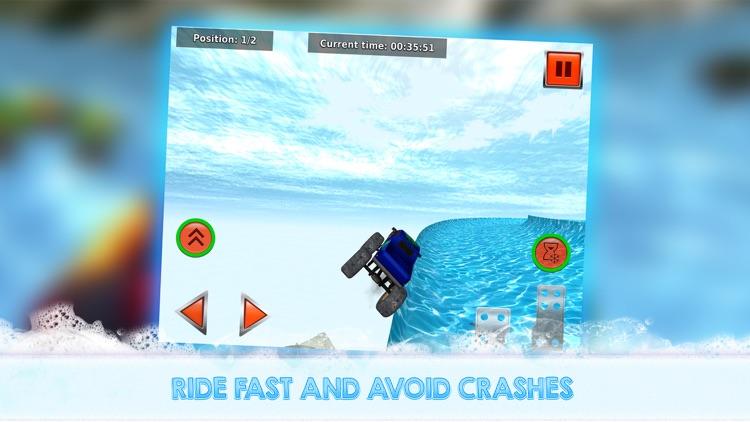 Monster Truck - Water Slide