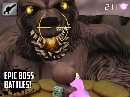 BATTLE BEARS ZOMBIES AR screenshot 8