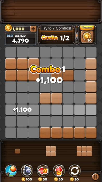 Block Puzzle King! screenshot 3