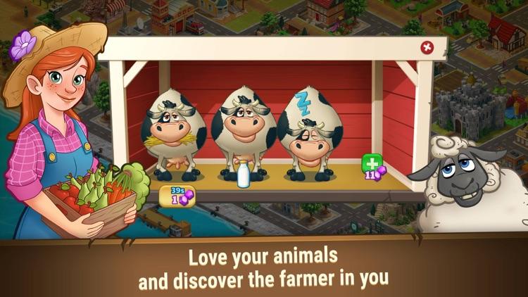 Farm Dream: Farming Sim Game