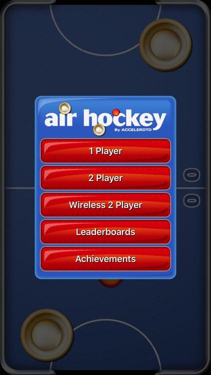 Air Hockey screenshot-4