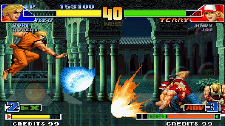 THE KING OF FIGHTERS '98 screenshot-3