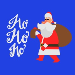 Animated Santa