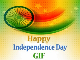 Animated 15 August Independence Day GIF Stickers