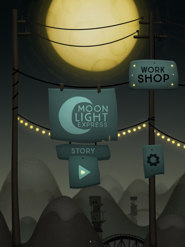 Moonlight Express: Fortnight Screenshot