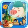 小猪宝宝消灭海怪游戏-小猪游戏