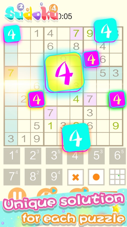 Sudoku - Brain Puzzle Game screenshot-4