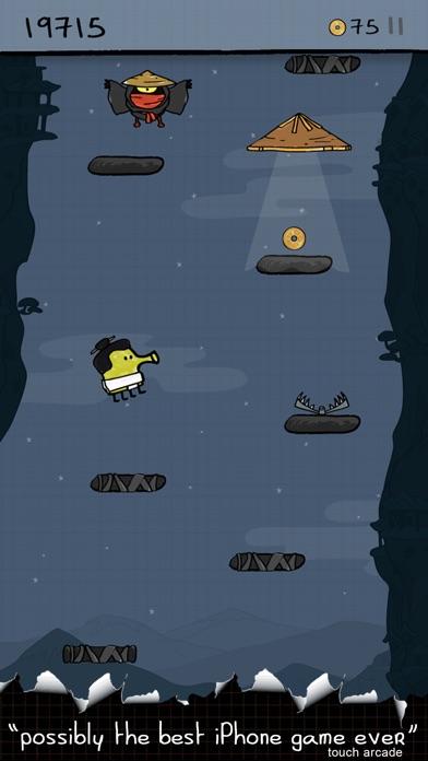 Doodle Jump - Very Addictive! screenshot