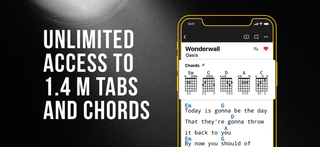 Ultimate Guitar Tabs Chords On The App Store