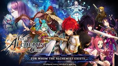 THE ALCHEMIST CODE screenshot 1