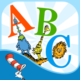 Ícone do app Dr. Seuss's ABC - Read & Learn