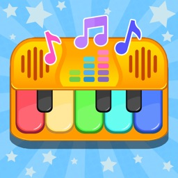 Toy Piano - Cute Piano Tiles