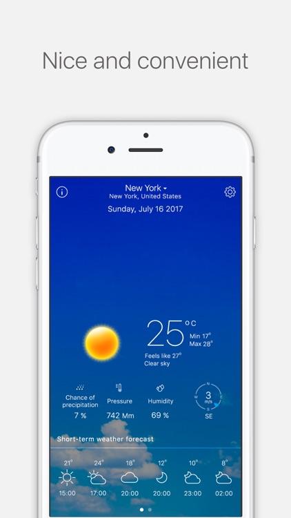 Weather Radar Pro - Live Weather Forecast & Alerts