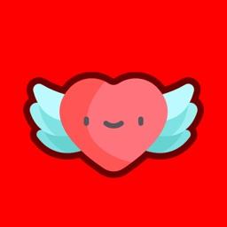 New Valentines Day Stickers