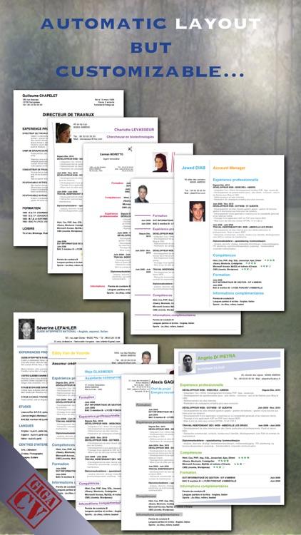 giga-cv Your resume
