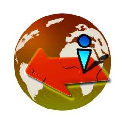 Simulated Travel Planner : MapWalker