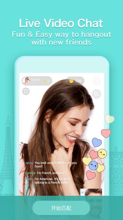 SPARK - Video Chat New Friends screenshot-3