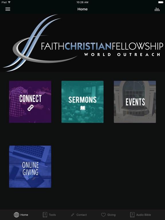 FCF World Outreach screenshot 4