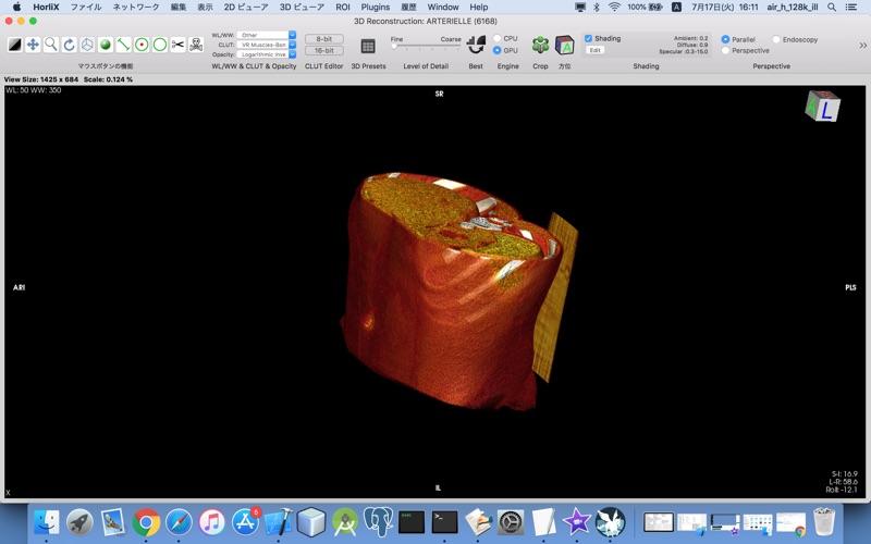 HorliX скриншот программы 3