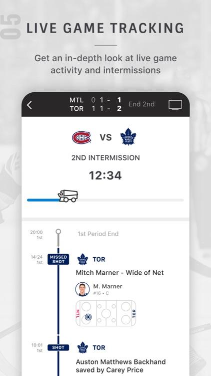 NHL screenshot-4
