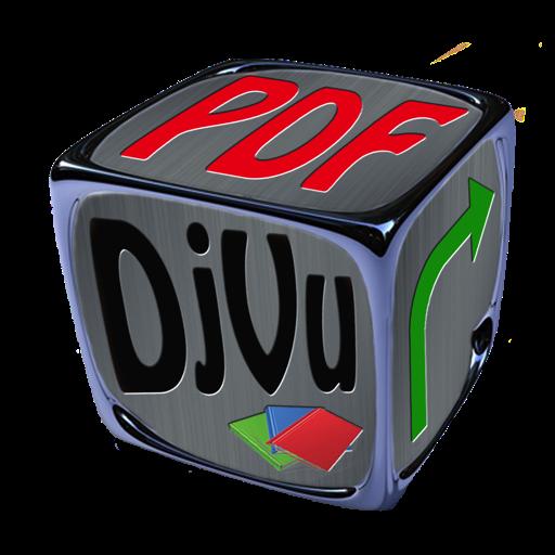 DjVu to PDF Star