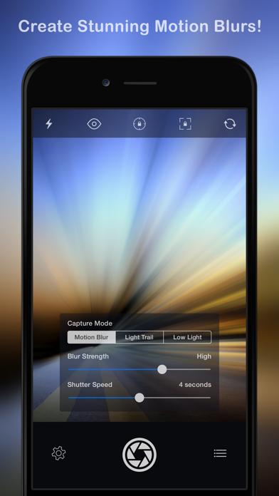 Slow Shutter Cam Screenshots