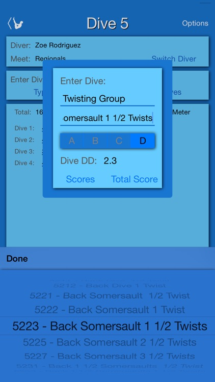Score My Dive screenshot-2