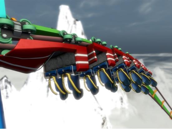 Roller Coaster Himalayas VR screenshot 8