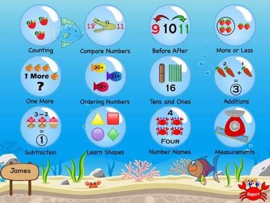 Homeschooling Grade K Math Fun | App Price Drops