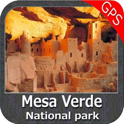 Mesa Verde National Park - GPS Map Navigator