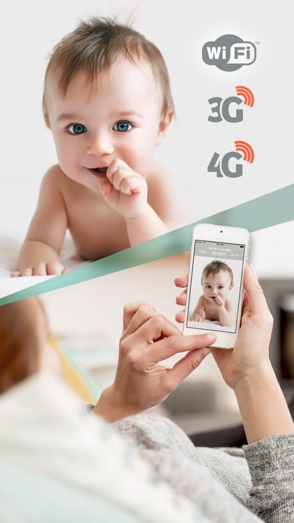 Baby Monitor Annie Pro screenshot-0