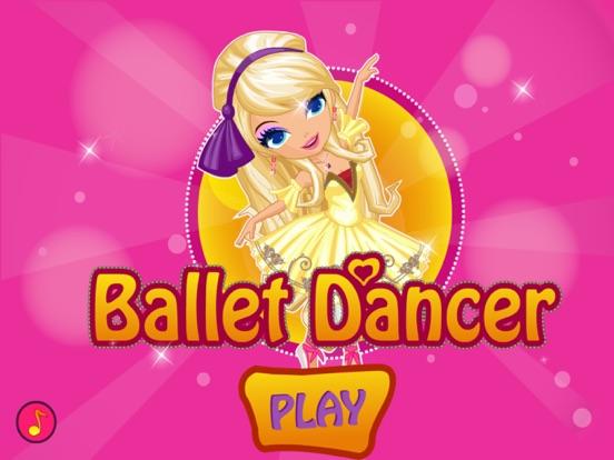 Screenshot #4 pour Ballet Dancer -- Dress Up Game