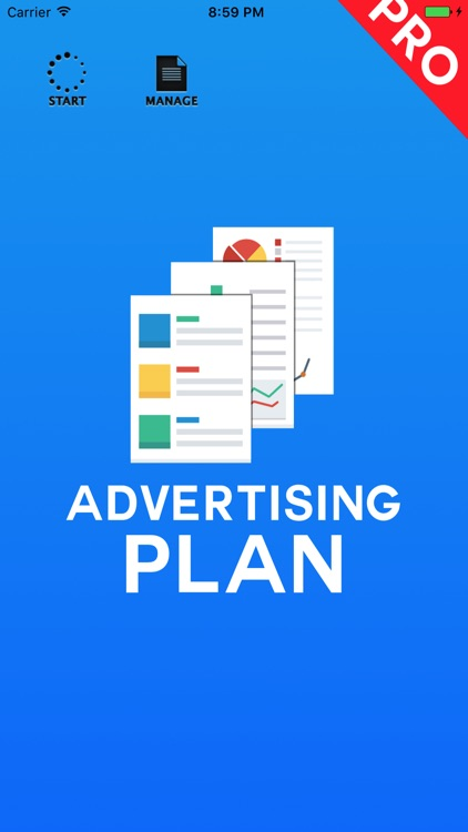 Advertising Plan Pro