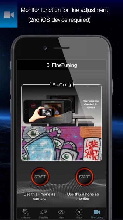 SatFinder screenshot-4