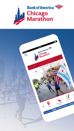 2017 Chicago Marathon on the App Store