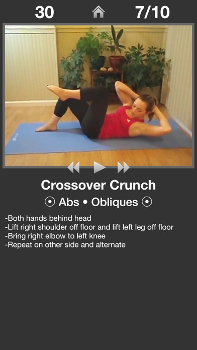 Daily Ab Workout - Abs Fitness-0