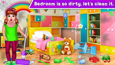 Baby Girl Home Cleaning screenshot 6