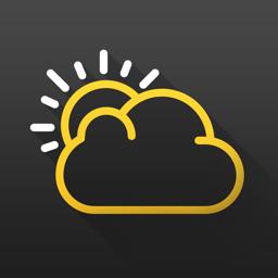 Ícone do app RANE° - Minimalist Weather