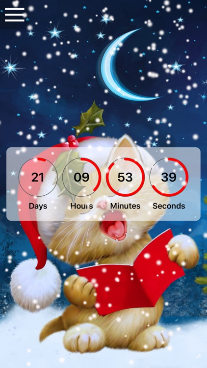 Happy New Year Count Down Pro screenshot-0