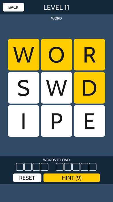 Word Swipe - Word Search Games free Hints hack
