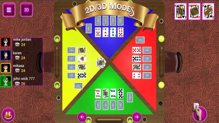 4Down - Social Card Game