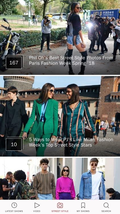 Vogue Runway screenshot-4