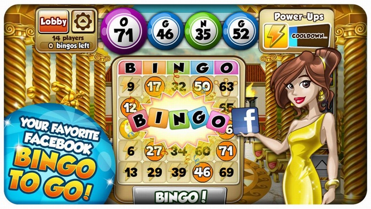 Bingo Blingo screenshot-0