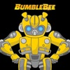 Official Bumblebee Stickers
