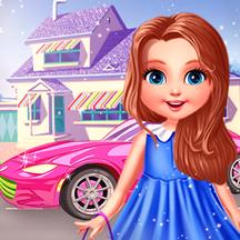 Girls Fix it Mia Dream Car